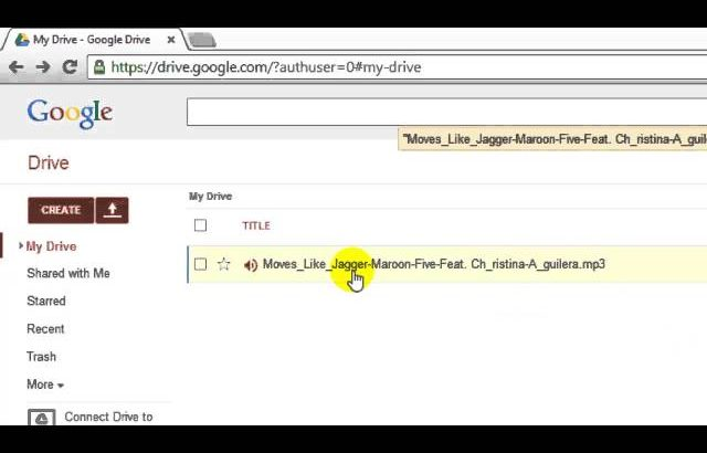 how to use googde drive